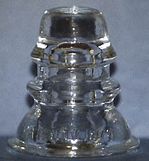 Close-up of Salesman's Sample Insulator